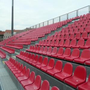 sjedalice crvene