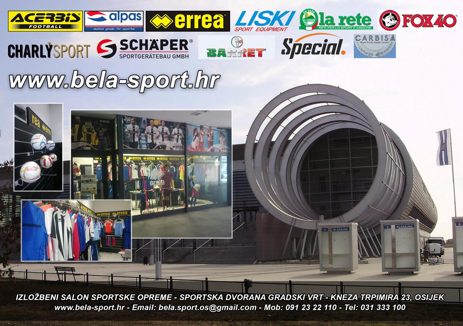 Bela Sport ponuda